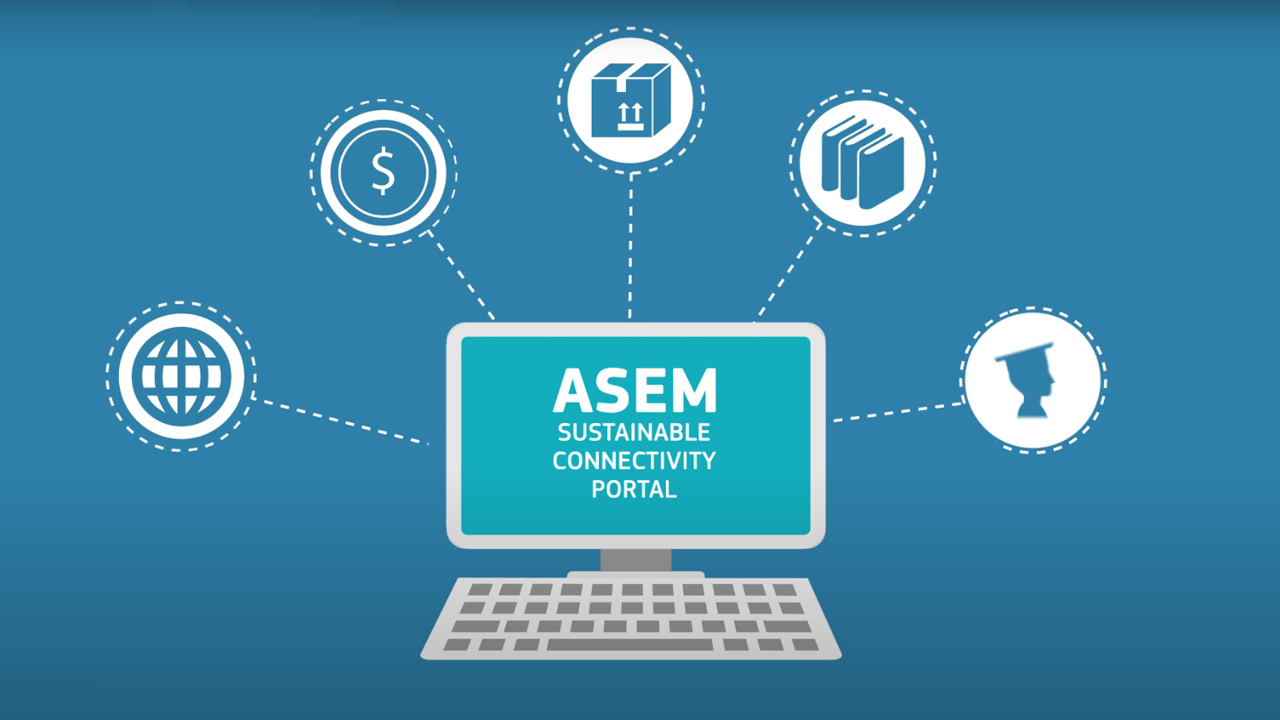 ASEM Sustainable Connectivity Portal