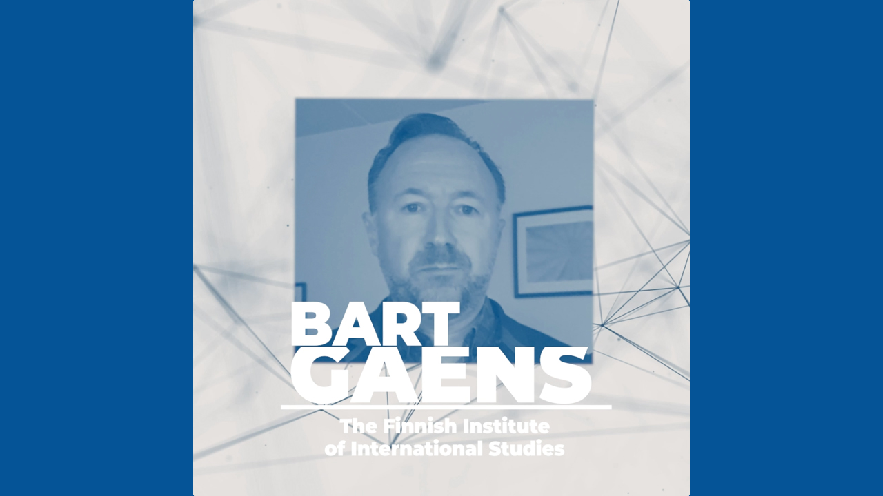 AESCON 2020 - Bart Gaens