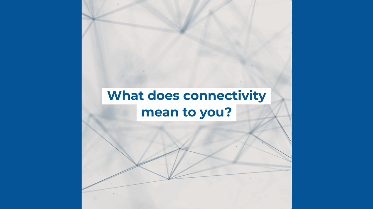 AESCON 2020 - What does connectivity mean to you?